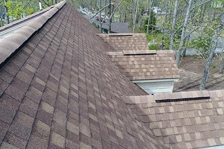 Roofing Installation Job