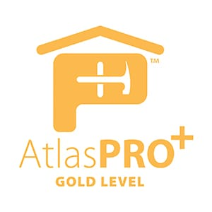 Atlas Pro Plus Gold Level Badge